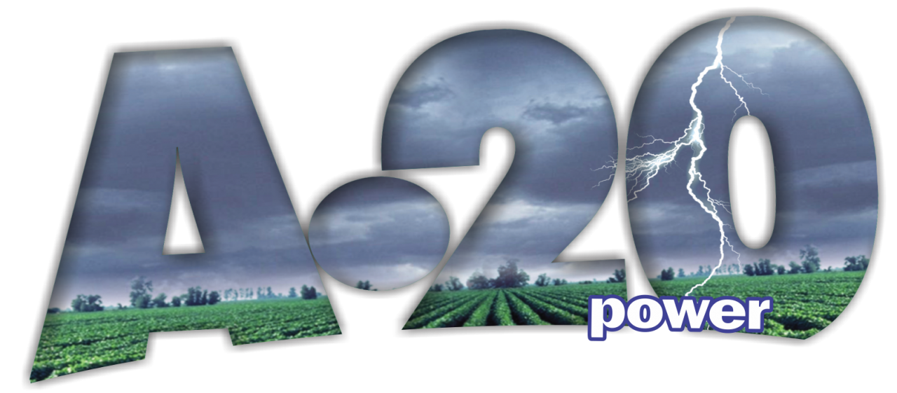 A-20 Power Arroz